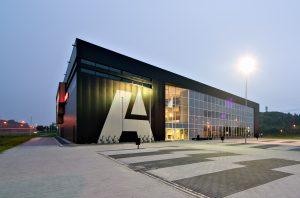 Alfa-college Topsporthal Groningen